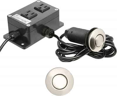 Essential Values Garbage Disposal Air Switch-min