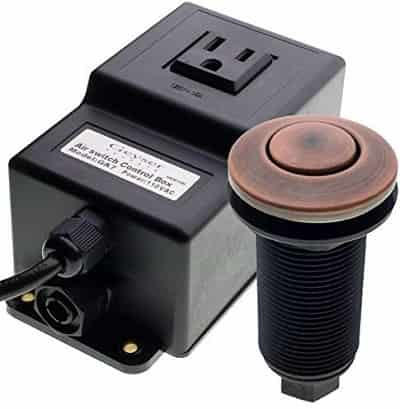 Geyser Garbage Disposal Air Switch-min
