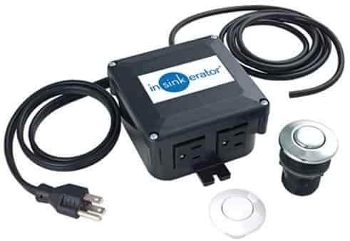 InSinkErator STS Garbage Disposal Air switch-min
